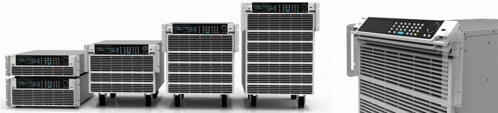 Cargas electrónicas de CC de alta potencia